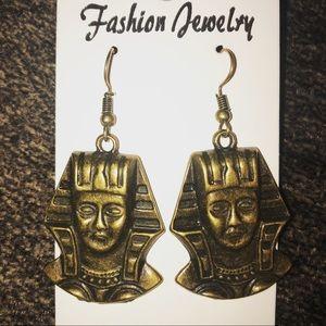 Vintage Pharaoh Earrings